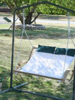 2-Person Hammock Swing