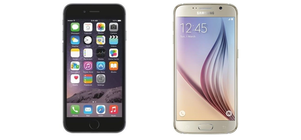 Apple-iPhone-6s-Vs-Samsung-Galaxy-S6