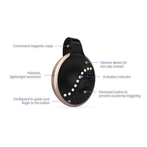 Athena Smart Safety Jewelry 4