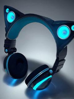 Axent Wear Cat Ear Headphones 1