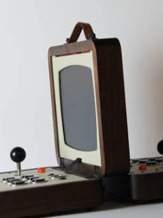 Battlecade Retro Arcade Console 1