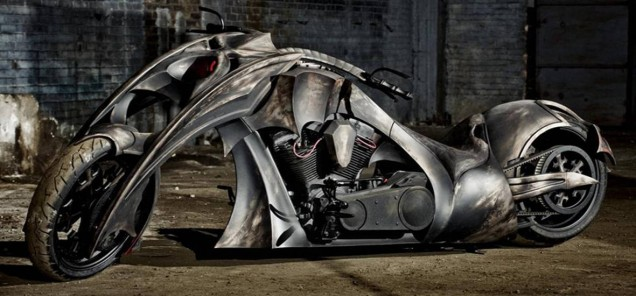 Behemoth Custom Bike