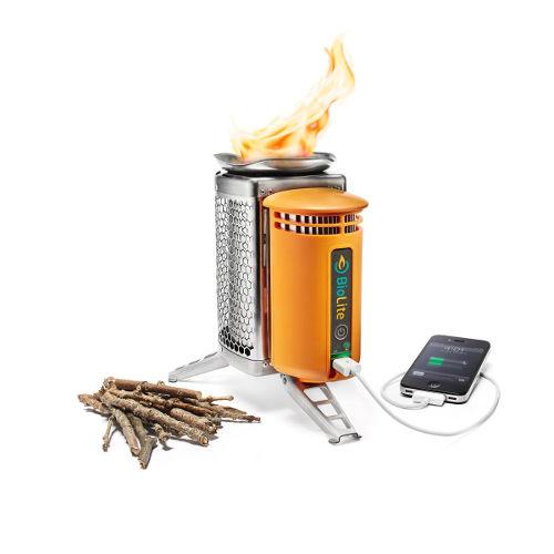 biolite wood burning campstove agazoo. Black Bedroom Furniture Sets. Home Design Ideas