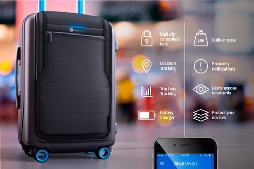 Bluesmart The First Smart Luggage 1