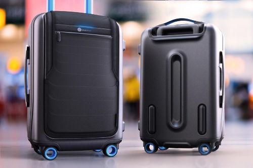 Bluesmart The First Smart Luggage 2