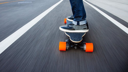 Boosted Dual+ Electric Skateboard 4