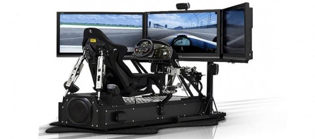 CXC Motion Pro II Simulator