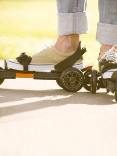 Cardiff S-series 3-Wheel Skates 1
