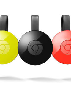 Chromecast Media Streaming Device 1