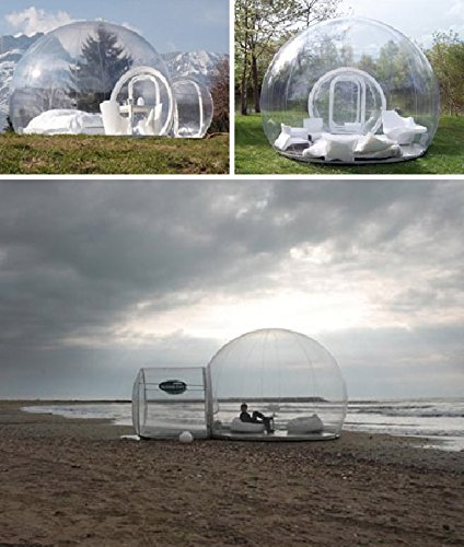 Clear Inflatable Bubble Tent Dome For Outdoor 1