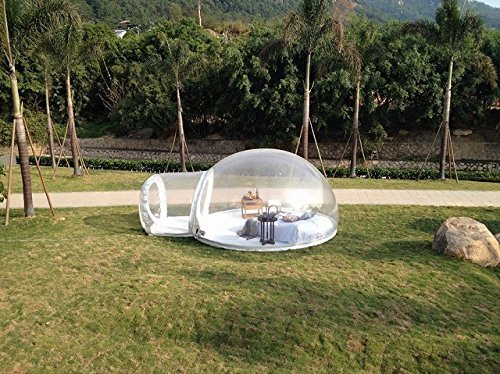Clear Inflatable Bubble Tent Dome For Outdoor 2