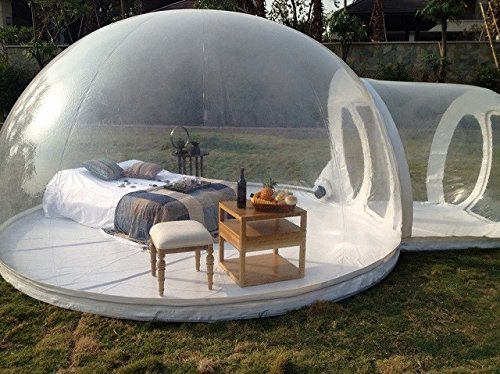 Clear Inflatable Bubble Tent Dome For Outdoor 3