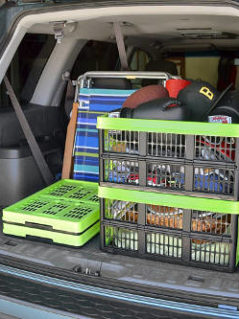 CleverCrates Collapsible Storage Container 1