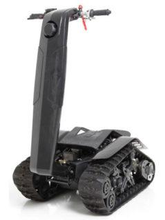 DTV Shredder Off Road Skateboard