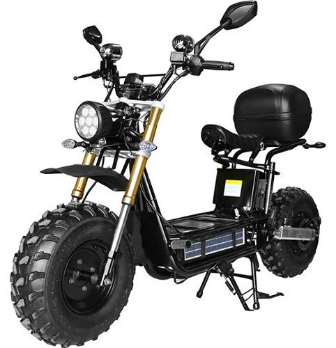 Daymak Beast Electric Bike 1
