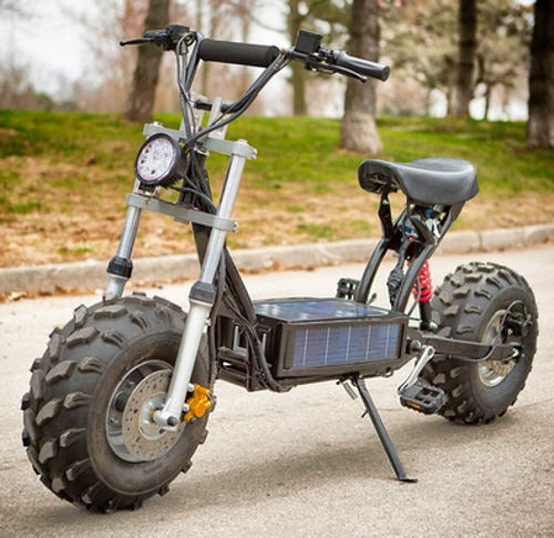Daymak Beast Electric Bike 2