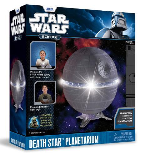 Death Star Planetarium 3