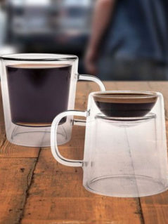 Double Shot Coffee - Espresso Mug