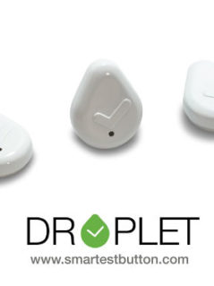Droplet - The Smartest Button You'll Ever Press 1