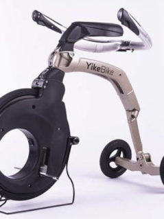 Electric Folding Bike Model V 1