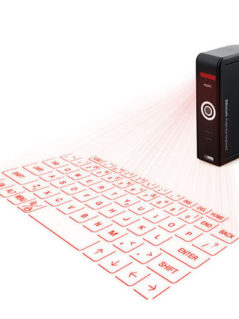 Epic - Laser Projection Bluetooth Virtual Keyboard