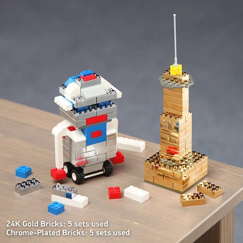 Executive Building Brick Set 2