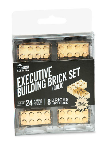 Executive Building Brick Set 3