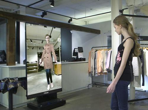 Simple Dressing Mirror Design