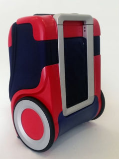 G-RO Revolutionary Luggage 1