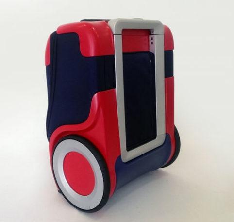 G-RO Revolutionary Luggage 1