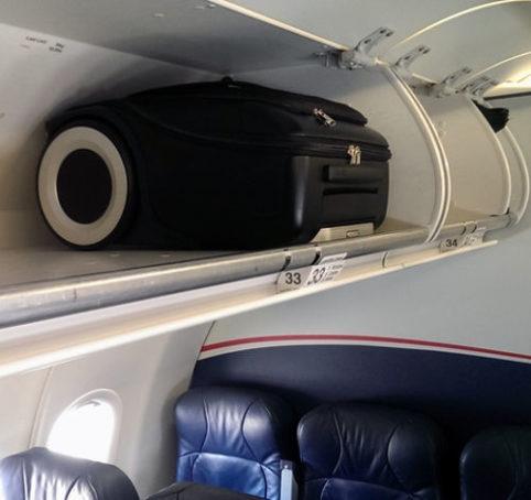 G-RO Revolutionary Luggage 2