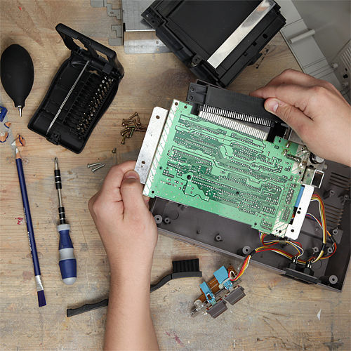 Game Console & Electronics Refurbishing Kit 3