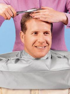 Haircut - Shampoo - Styling Umbrella