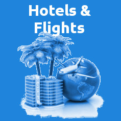 Hotels & Flights