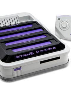 Hyperkin RetroN 5 Gaming System 1
