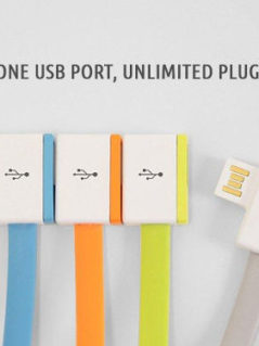 InfiniteUSB - One USB Port, Unlimited Devices