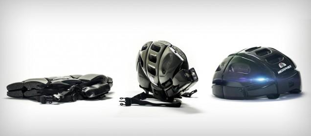 Innovation Award Winner Folding Helmet Technology 1
