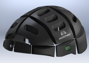 Innovation Award Winner Folding Helmet Technology 2