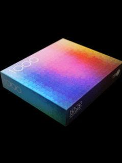 Jigsaw Puzzle 1000 Colour Pieces 2