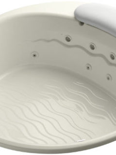 KOHLER Drop-In Whirlpool Bath