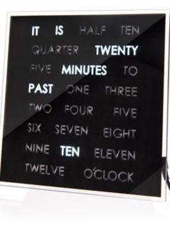 LED Word Clock 1