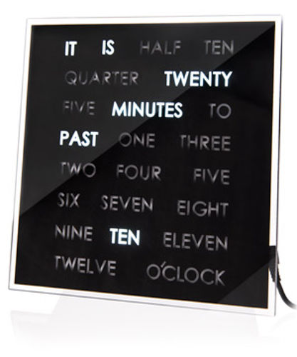 LED Word Clock 1