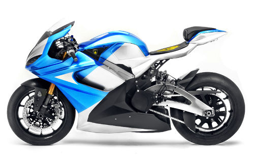 LS-218 World's Fastest Electric Motorcycle 1