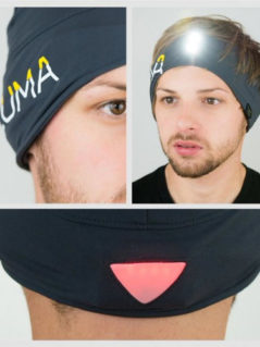 LUMA Active Sports Lighting Headgear 1