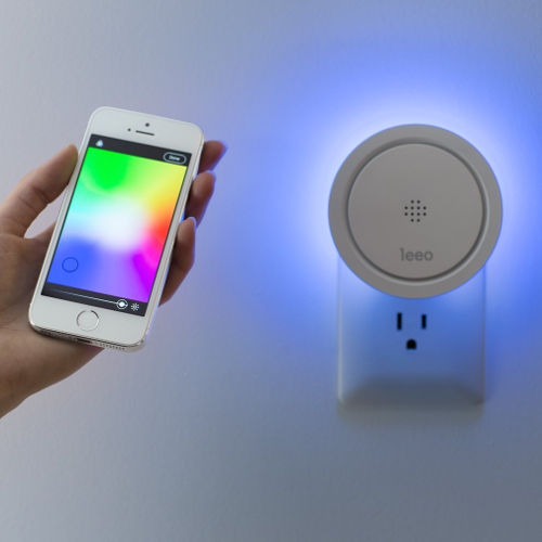 Leeo Smart Alert Nightlight 5