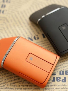 Lenovo N700 Dual Touch Wireless Mouse 1