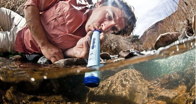 Lifestraw water filter 1