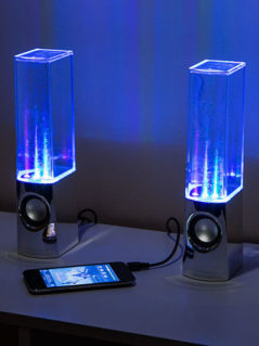 Light Show Fountain Speakers 1