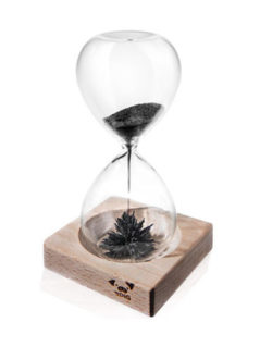 Magnetic Sand Hourglass 1