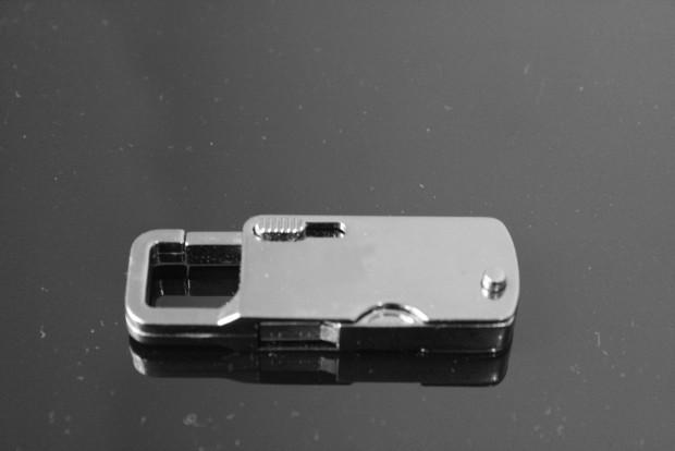 Metal Keychain USB Flash Drive 3